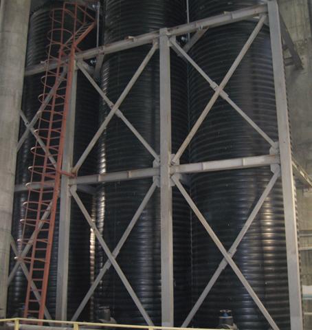 لوله و مخازن پلی اتیلن دوجداره بهترین گزینه در مقابل زلزله